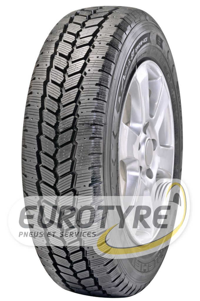 Pneu Michelin Hiver<br>Agilis 81 Snow-Ice
