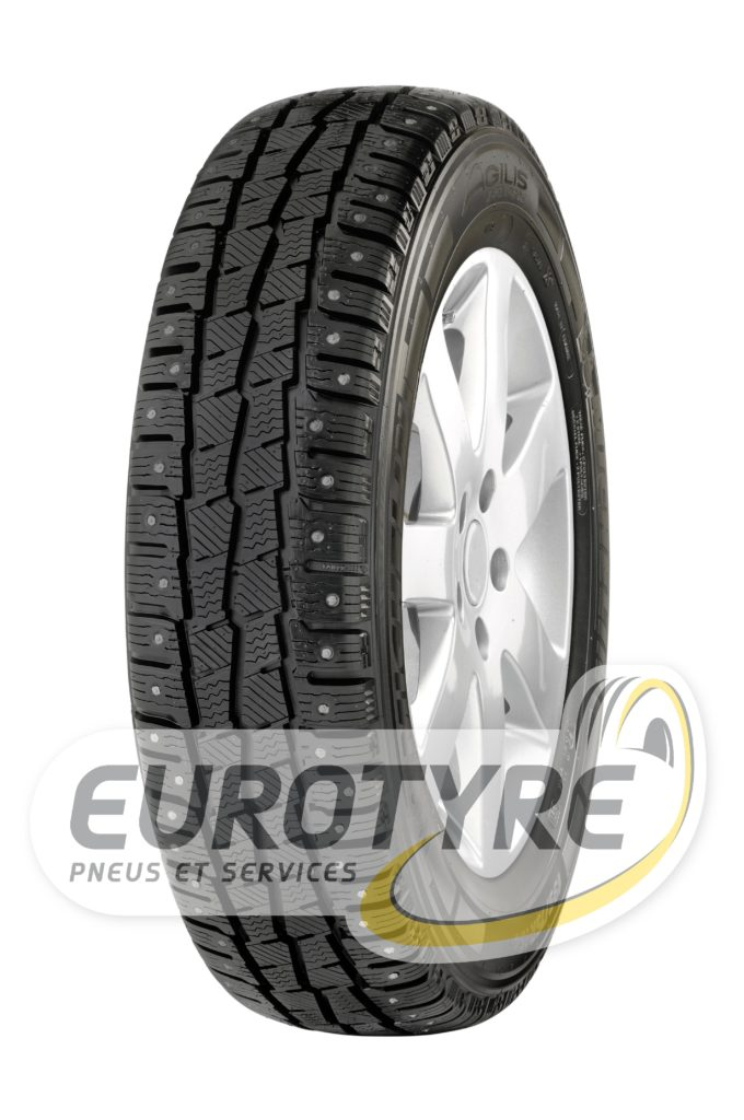 Pneu Michelin Nordique<br>Agilis X-Ice North