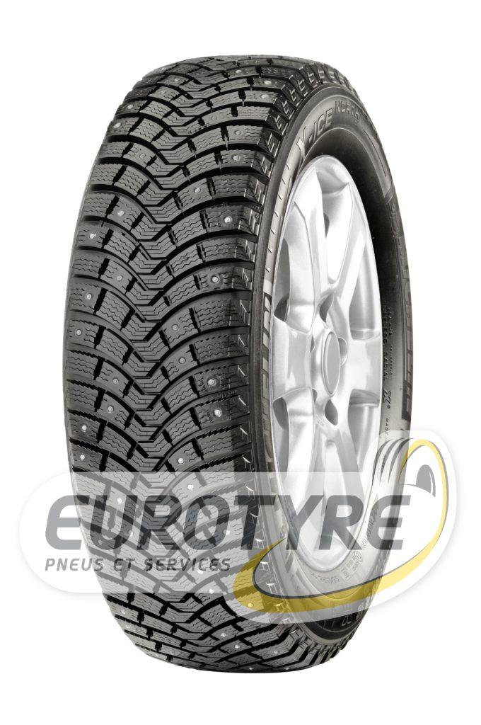 Pneu Michelin Nordique<br>X-Ice North XIN2