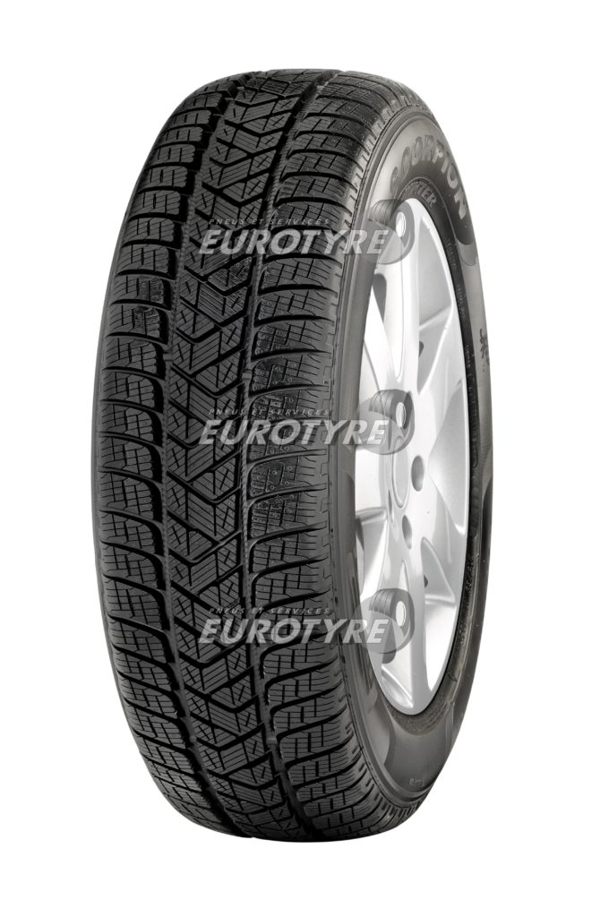 Pneu Pirelli Hiver<br>Scorpion Winter