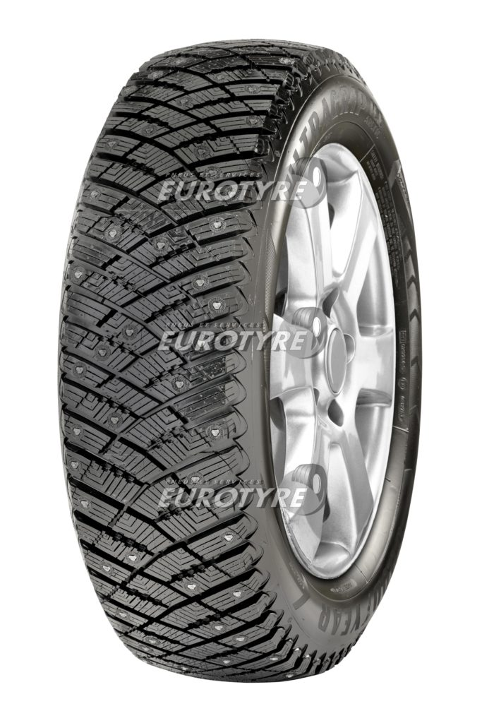 Pneu Goodyear Nordique<br>Ultragrip Ice Arctic