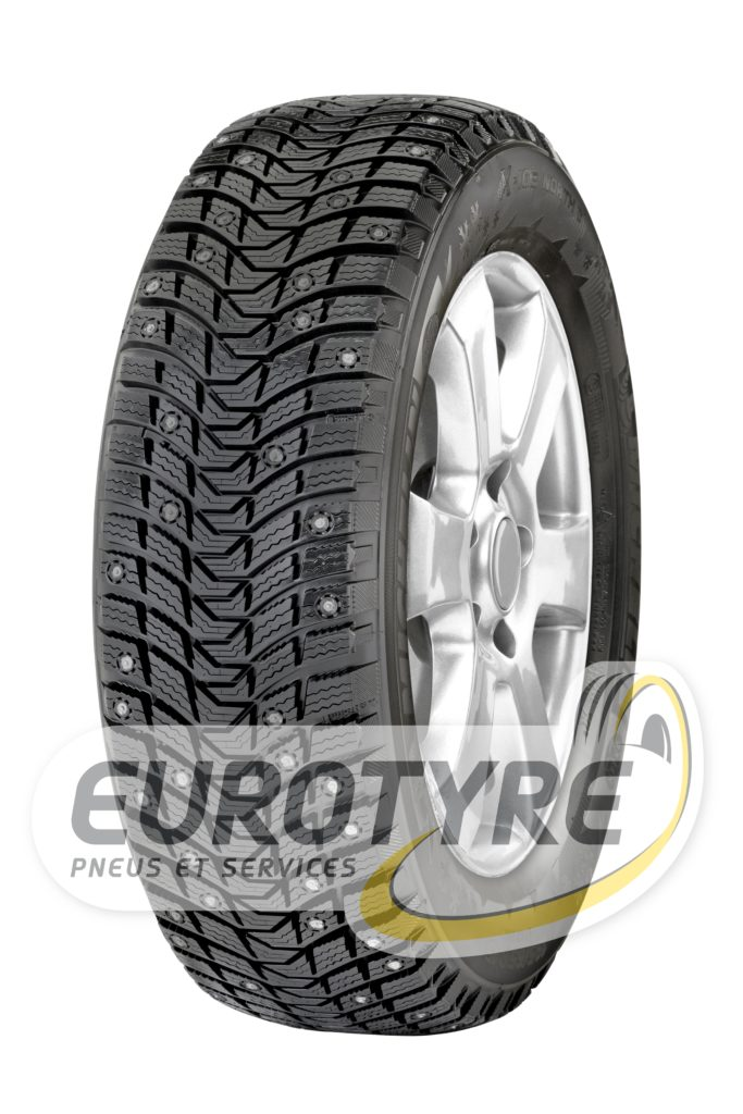 Pneu Michelin Nordique<br>X-Ice North 3