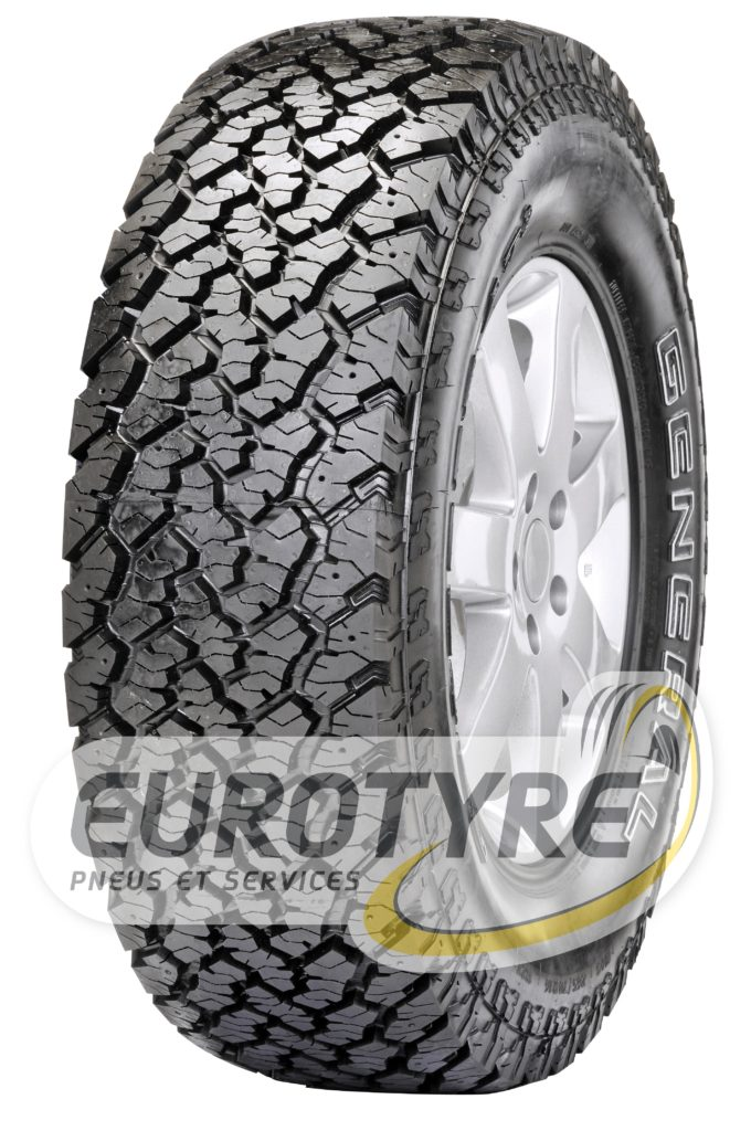 Pneu General Tire Été<br>Grabber AT2