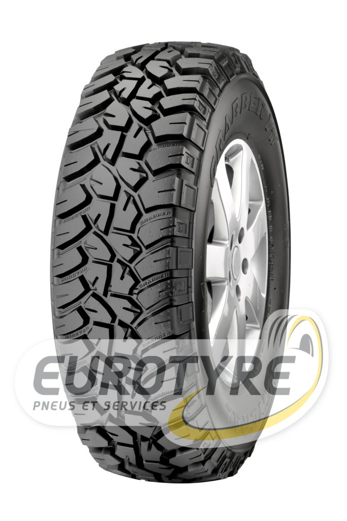 Pneu General Tire Été<br>Grabber MT