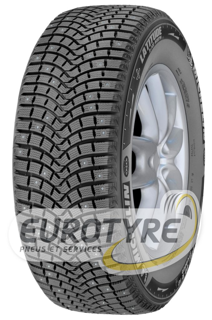 Pneu Michelin Nordique<br>Latitude X-Ice North LXIN2