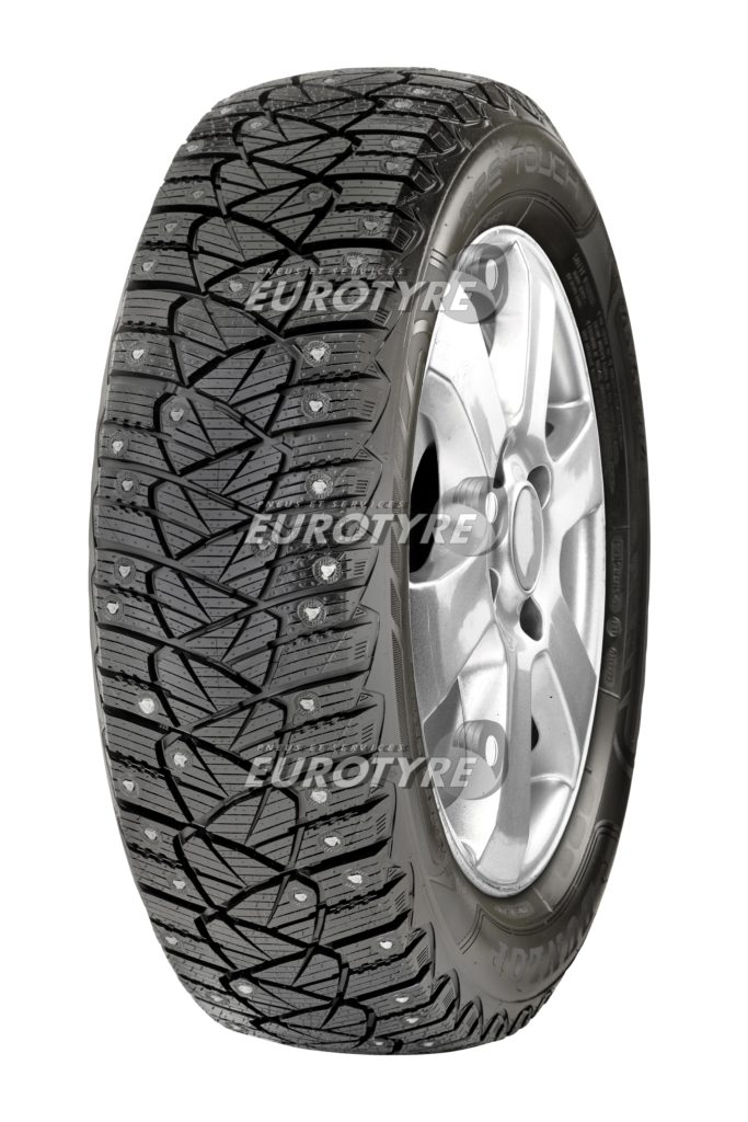 Pneu Dunlop Nordique<br>Ice Touch